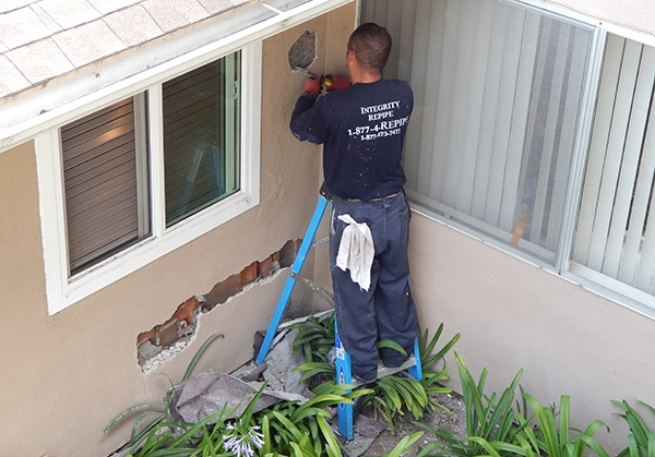 integrity repipe services in porter ranch