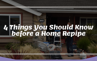 4 Things You Should Know before a Home Repipe