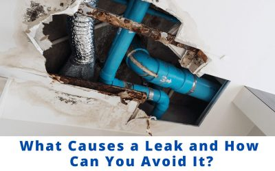 What Causes a Leak and How Can You Avoid It?