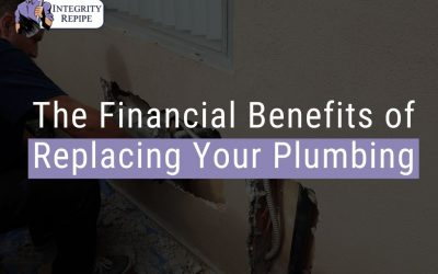 The Financial Benefits of Replacing Your Plumbing