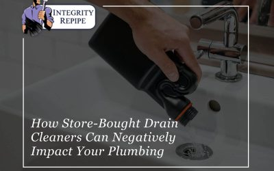 How Store-Bought Drain Cleaners Can Negatively Impact Your Plumbing