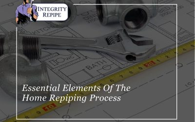 Essential Elements Of The Home Repiping Process