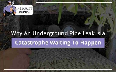Why An Underground Pipe Leak Is a Catastrophe Waiting To Happen